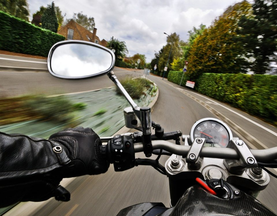 Motorrad B196 Prüfung